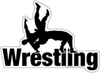 Image result for wrestling logo clip art