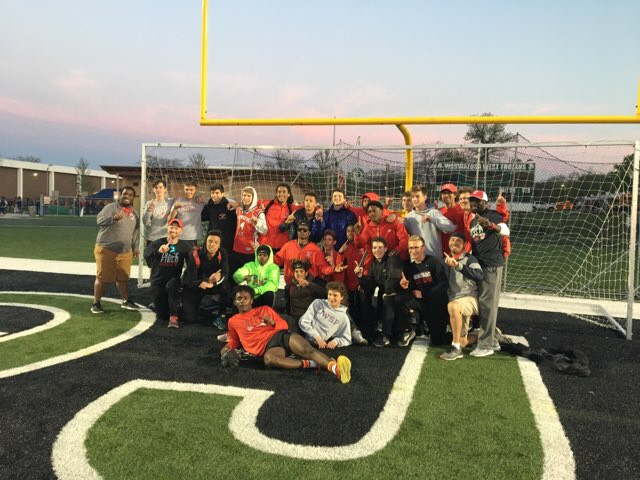 29e31601a20f Boys Varsity Track Field · May 21 Boys Varsity Track finishes 1st place at  GMC Championship   Wauwatosa West High School