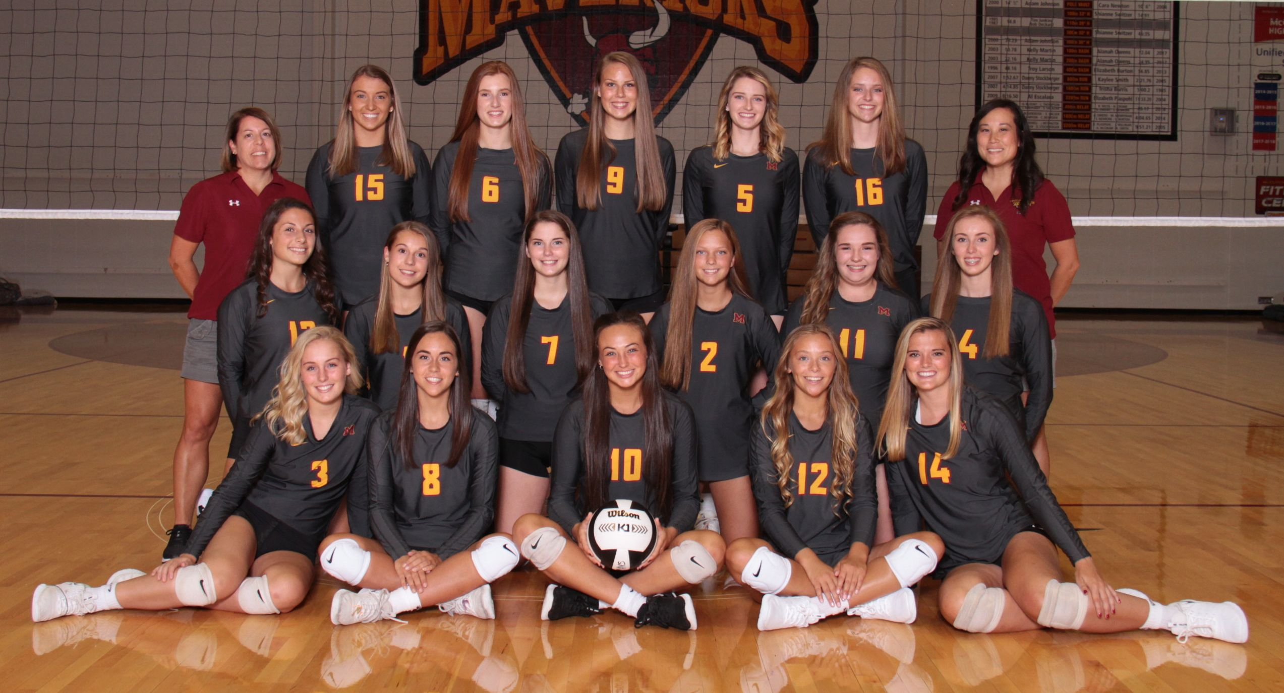 Mavs Have The Magic Touch From Humble Start To Exciting Future Triple Crown Volleyball