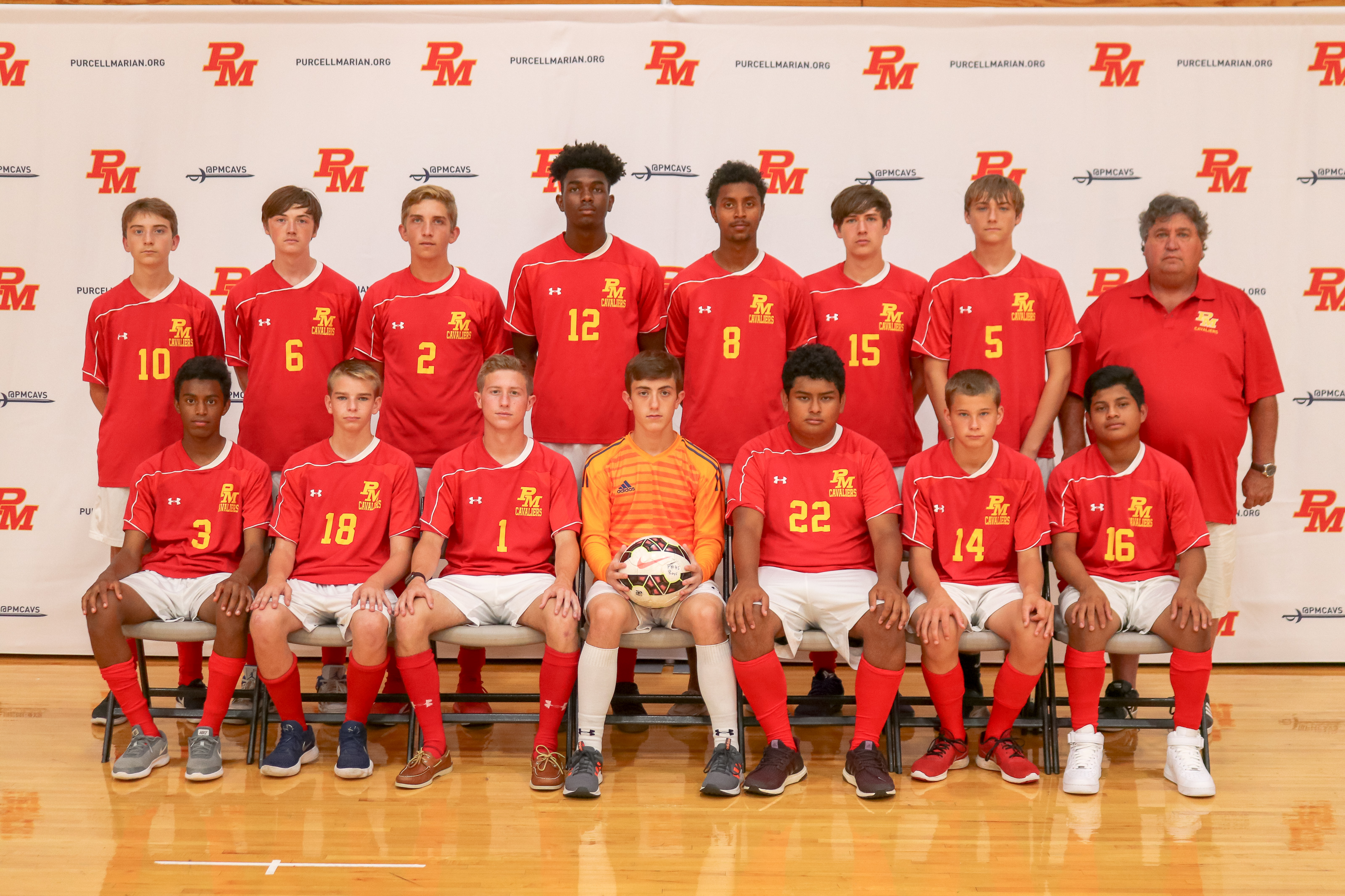 Purcell Marian Team Home Purcell Marian Cavaliers Sports